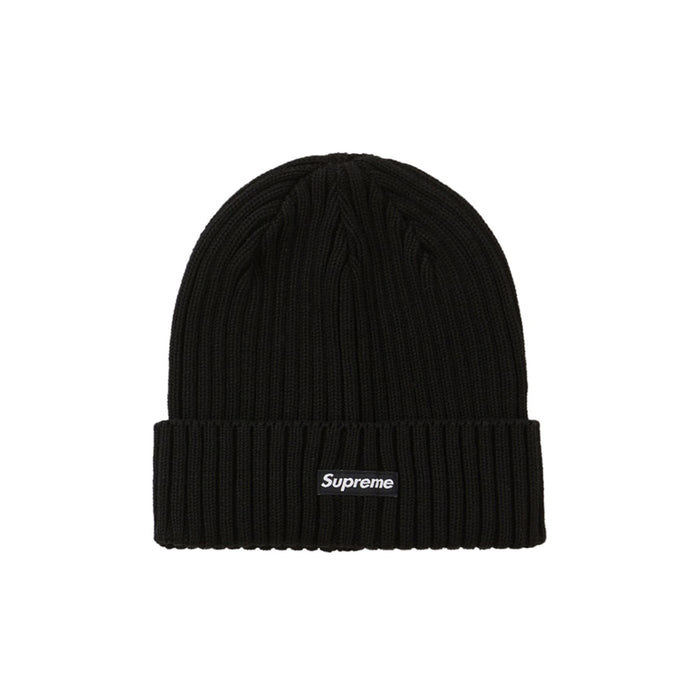 Supreme Overdyed Beanie (SS20) Black