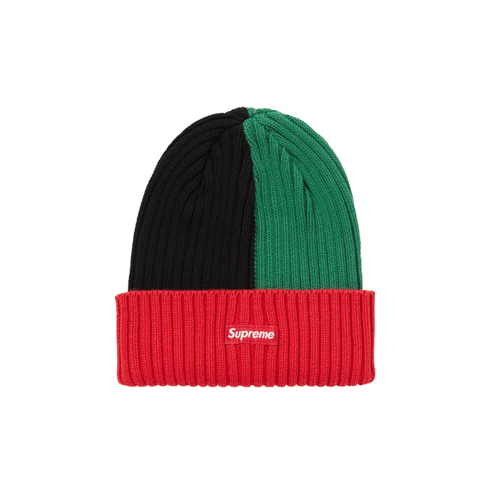 Supreme Overdyed Beanie (SS20) Mixed Red