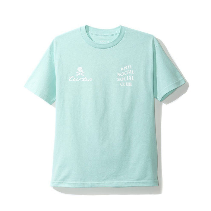 ASSC x Neighborhood 911 Turbo Tee Teal