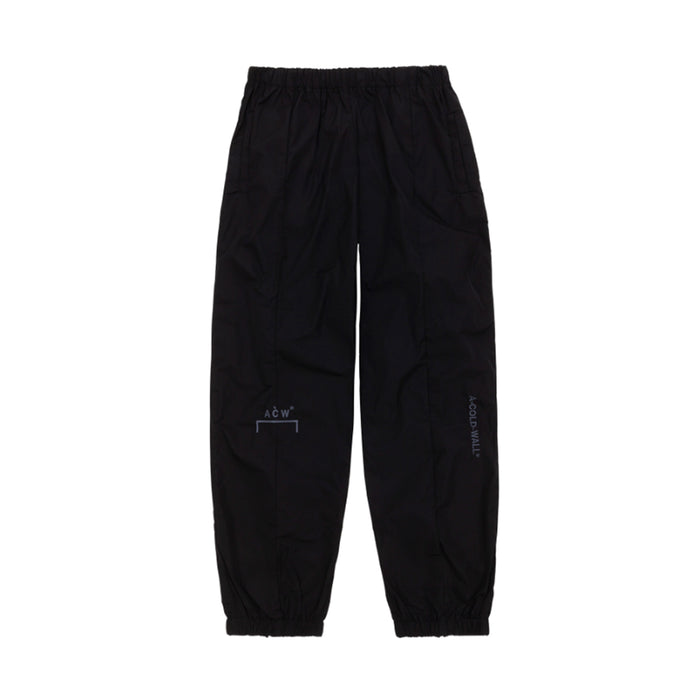 A Cold Wall Nylon Pant Black