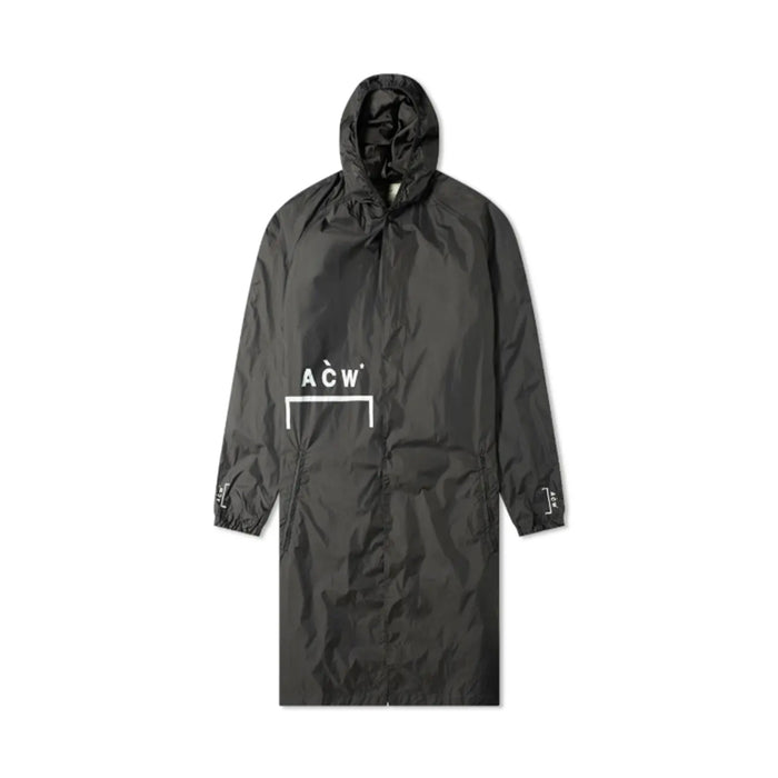 A Cold Wall Storm Coat Black