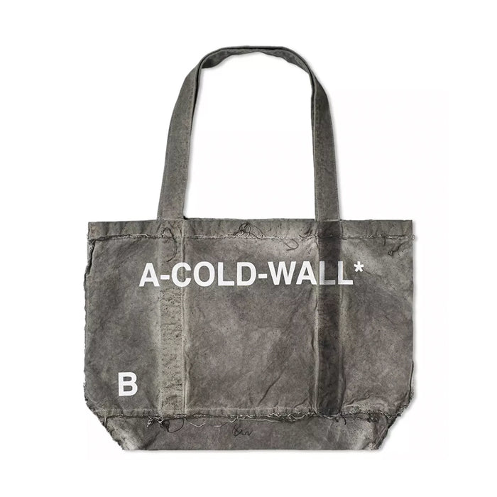 A Cold Wall Tote Bag Grey