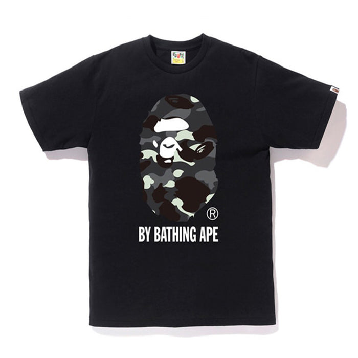 BAPE City Camo By Bathing Tee Black