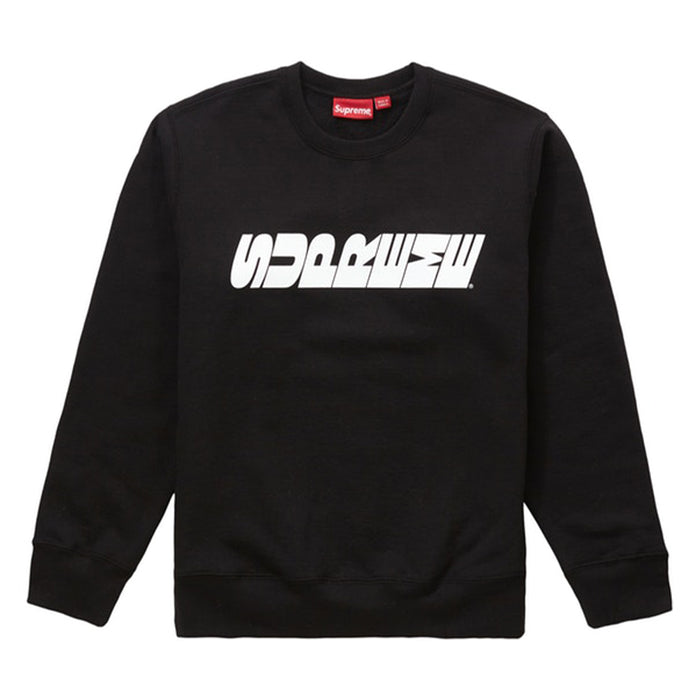 Supreme Breed Crewneck Black