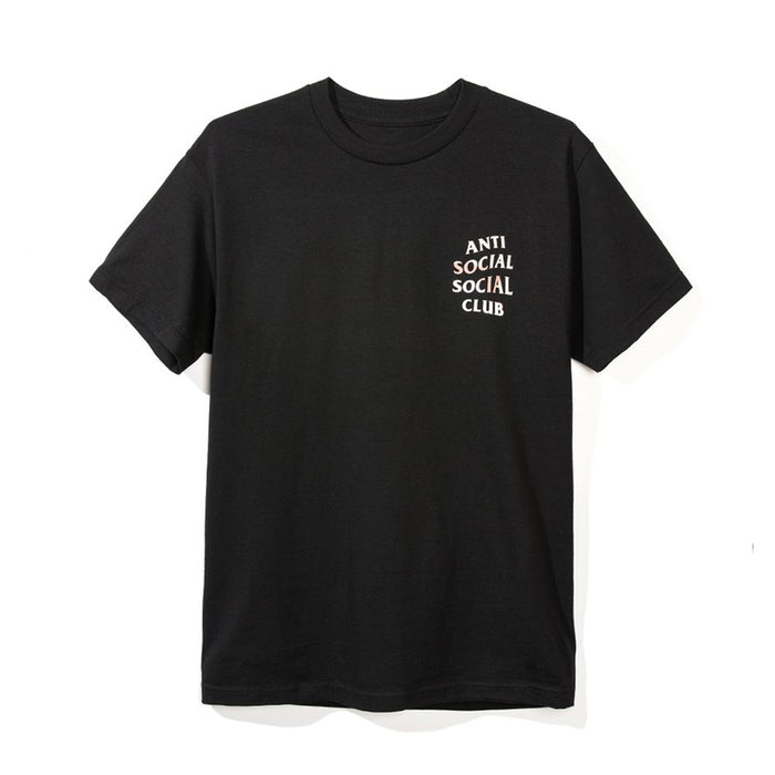 Anti Social Social Club Storm Black Tee