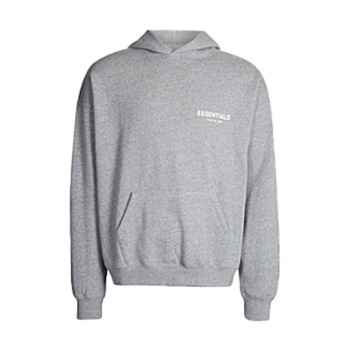 FEAR OF GOD Essentials Pullover Hoodie Grey