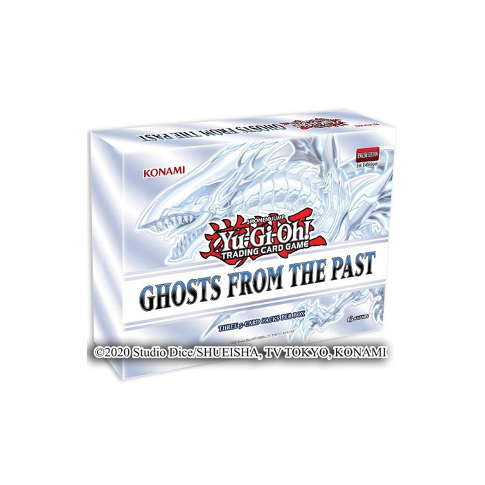 YuGiOh - Ghosts From the Past 1st Edition