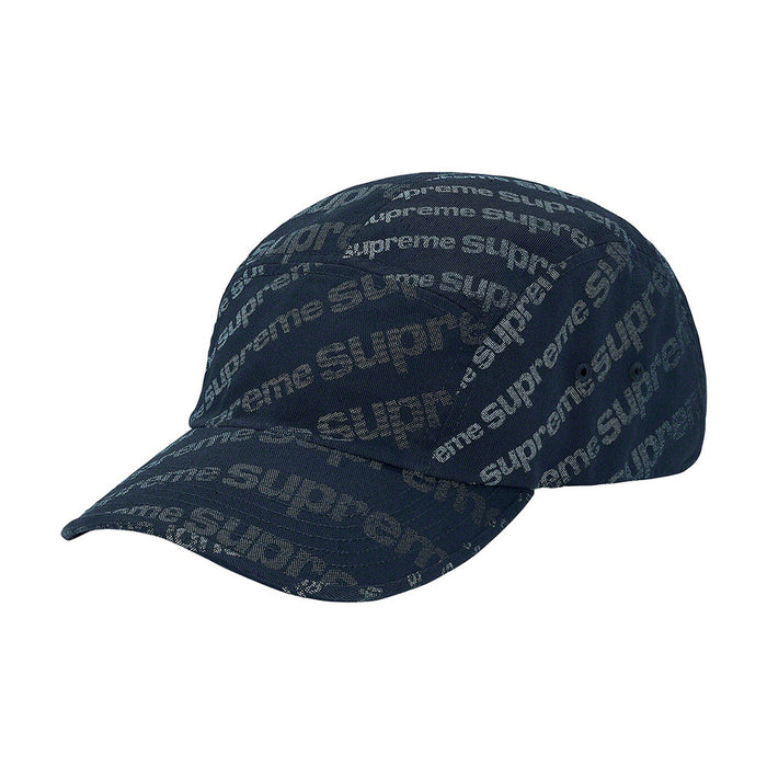 Supreme Radial Camp Cap Navy