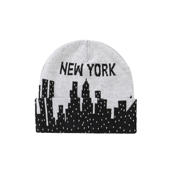 Supreme New York Beanie White