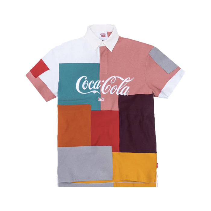 Kith x Coca-Cola Rugby S/S Multi