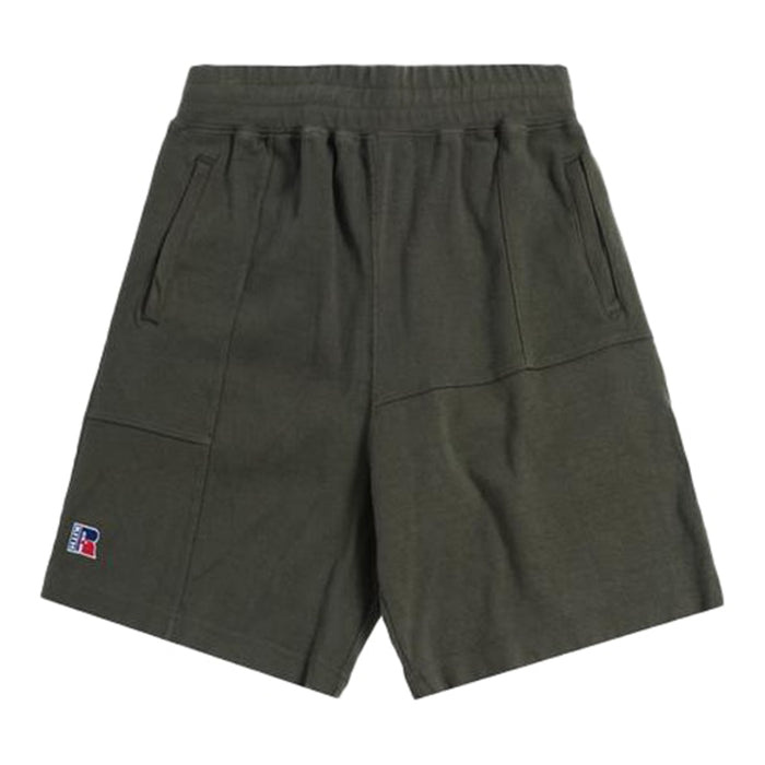 Kith x Russell Athletic Reverse Shorts Climbing Ivy