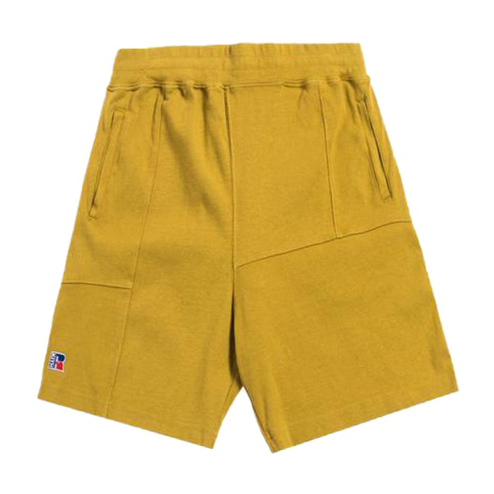 Kith x Russell Athletic Reverse Shorts Honey