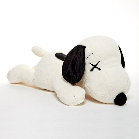 Kaws x Peanuts Toy White