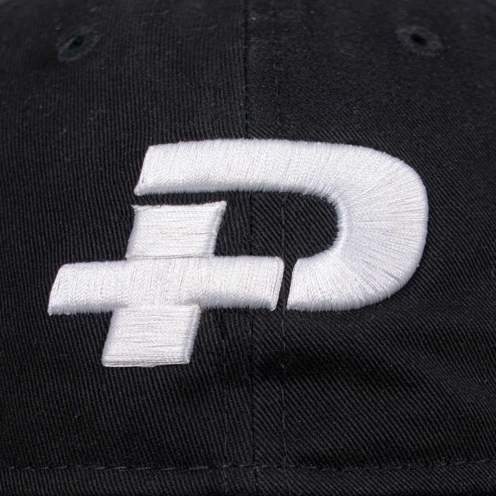 PLUS New Era Dad Cap Black