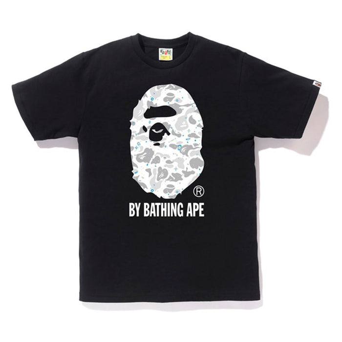 BAPE Space Camo By Bathing Tee (SS19) Black