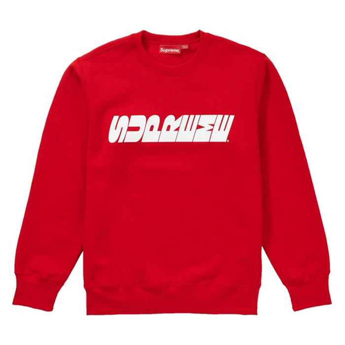 Supreme Breed Crewneck Red