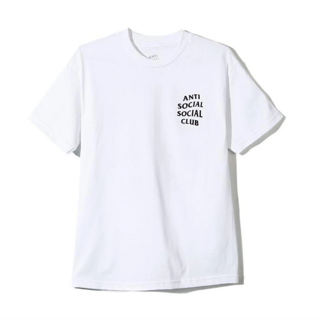 Anti Social Social Club Cherry Blossom Tee White