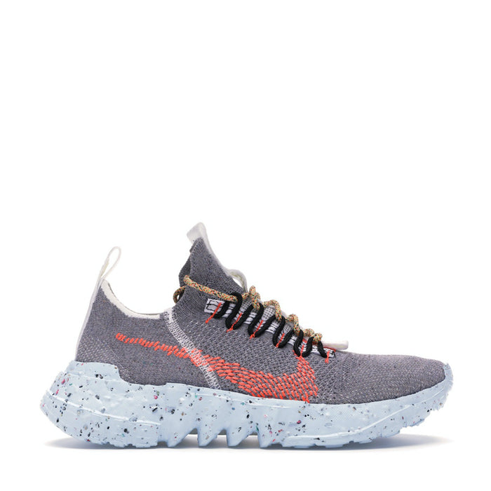 Nike Space Hippie 01 Vast Grey Hyper Crimson