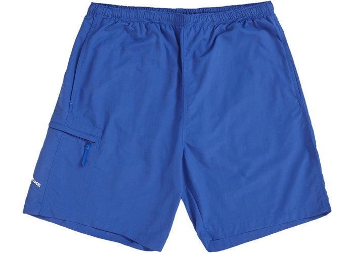 Supreme Nylon Trail Short Royal