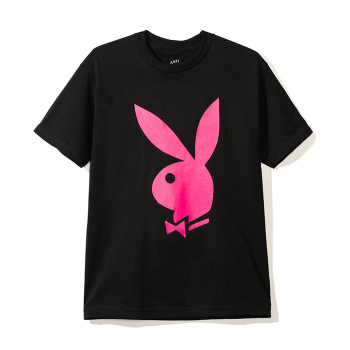 Anti Social Social Club x Playboy V1 Tee Black