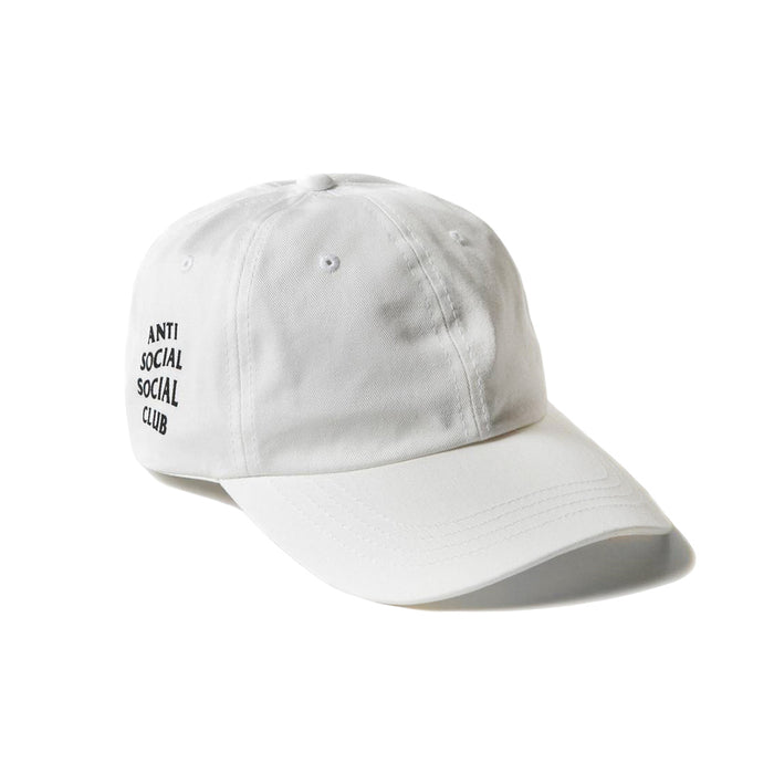 Anti Social Social Club Weird Cap White