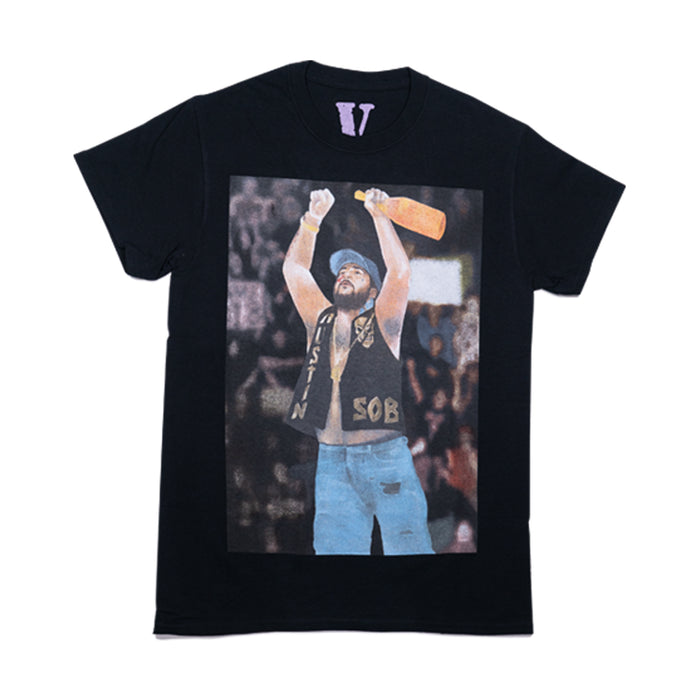 Vlone x Yams Day Tee Black