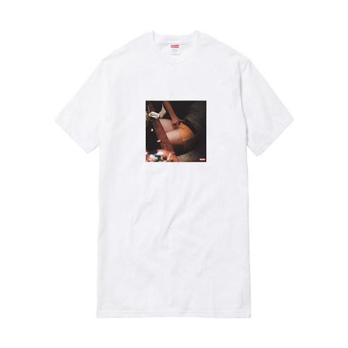 Supreme Kids Hand Tee White