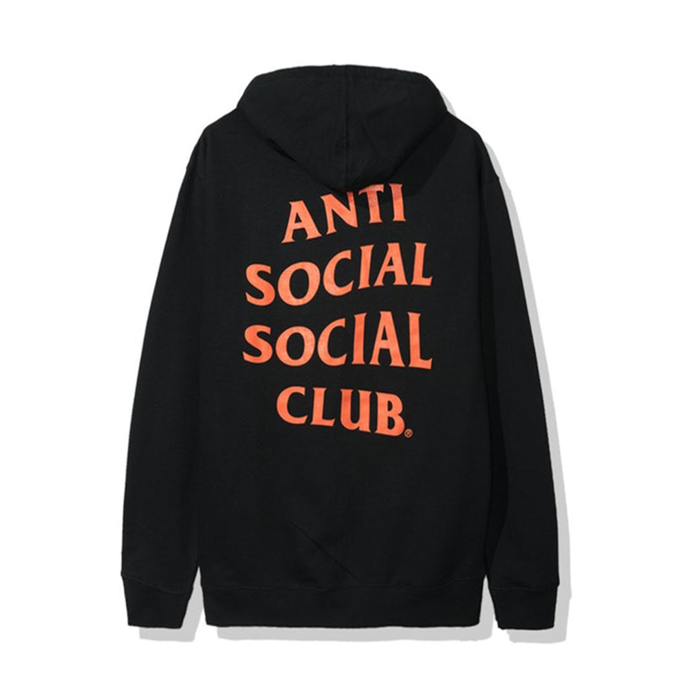 Anti Social Social Club Awi Hoodie Black