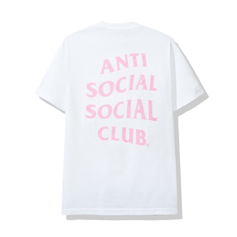 "Anti Social Social Club Catchem ""S"" Tee White"