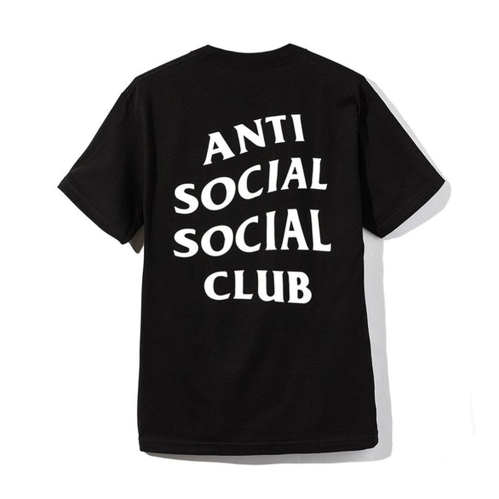 Anti Social Social Club Logo Tee 2 Black
