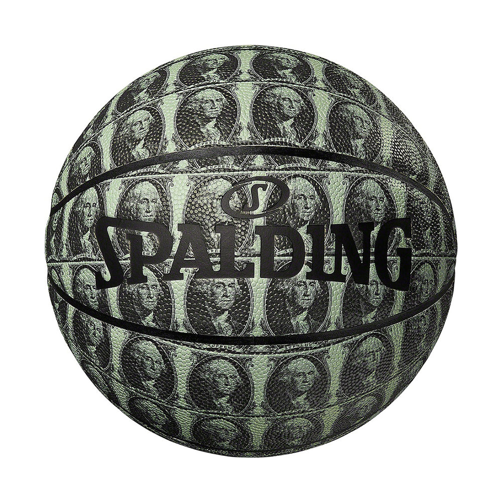 Supreme Spalding Washington Basketball Pale Mint