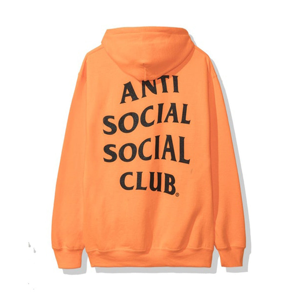 Anti Social Social Club Awi Hoodie Orange