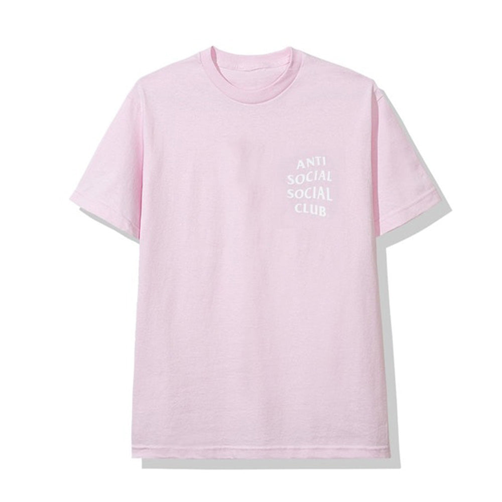 Anti Social Social Club Smells Bad Tee Pink