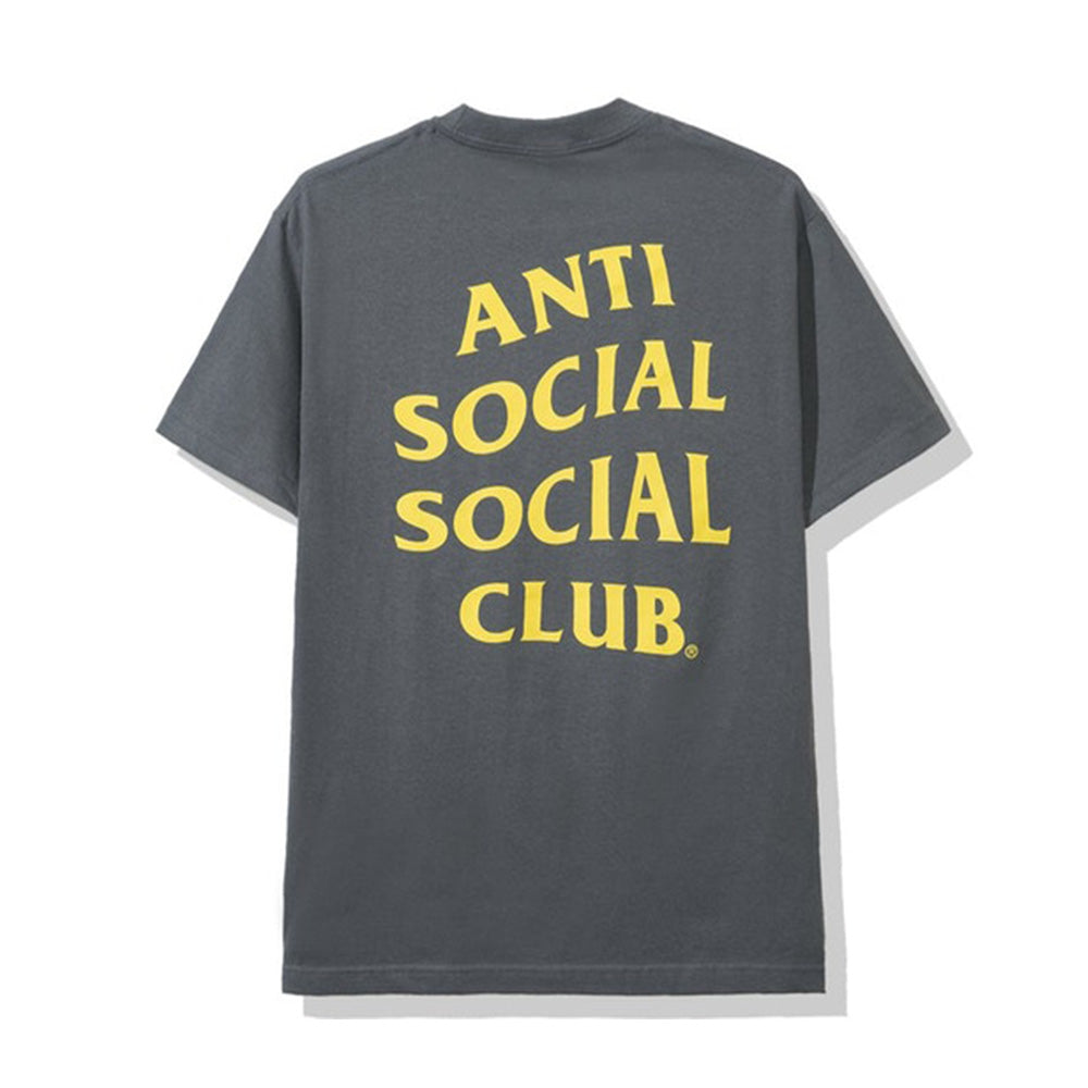 Anti Social Social Club London Tee Charcoal