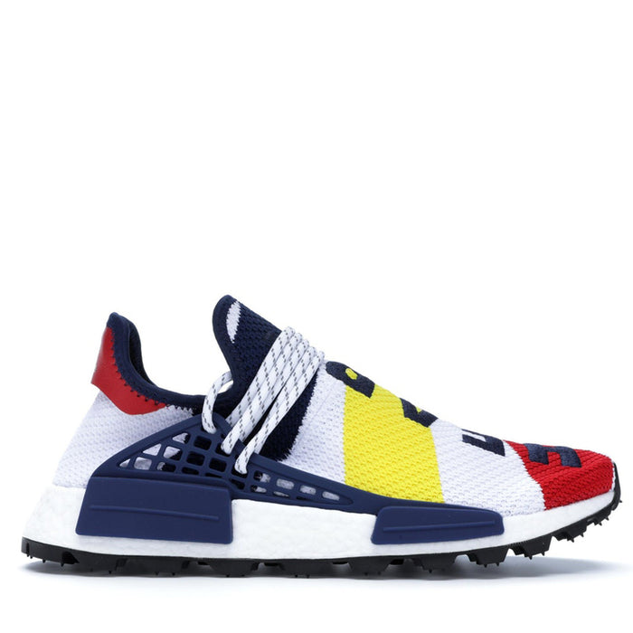 adidas NMD Hu Pharrell x Billionaire Boys Club Multi-Color