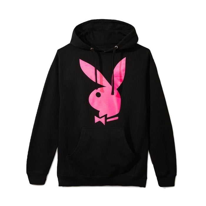 Anti Social Social Club Playboy Hoodie Black