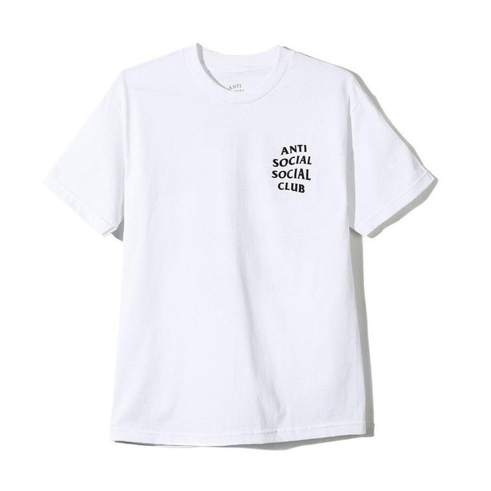 Anti Social Social Club Logo Tee 2 White