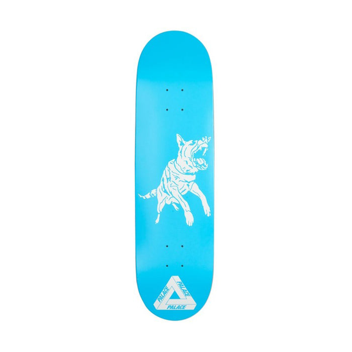 Palace Dogs Skateboard Deck Blue