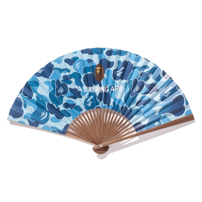 Bape ABC Blue Camo Fan