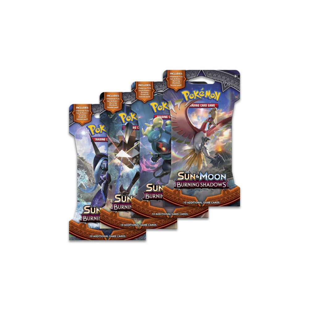Pokemon Burning Shadows Sleeved Booster Pack