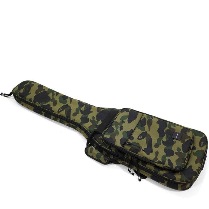 BAPE 1st Camo Guitar Case Green