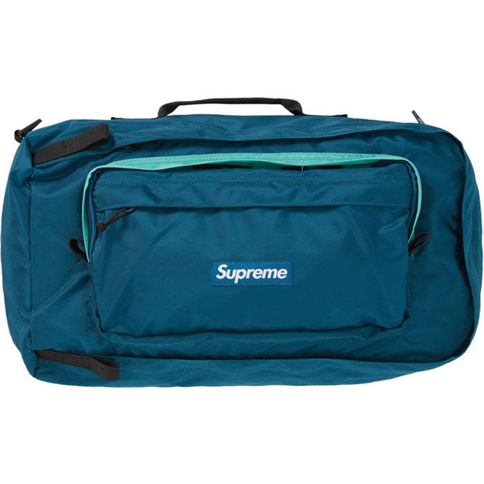 Supreme Duffle Bag (FW19) Dark Teal