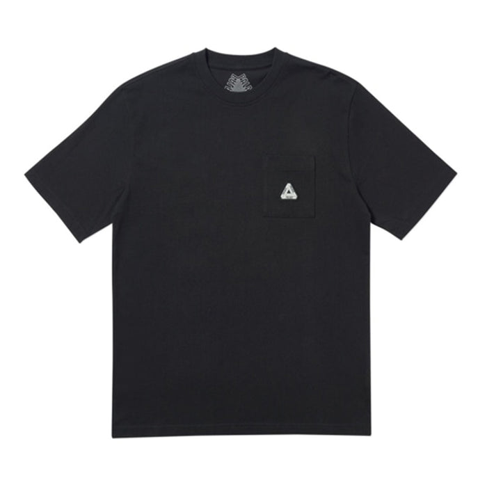 Palace Sofar Pocket T-Shirt (FW19) Black