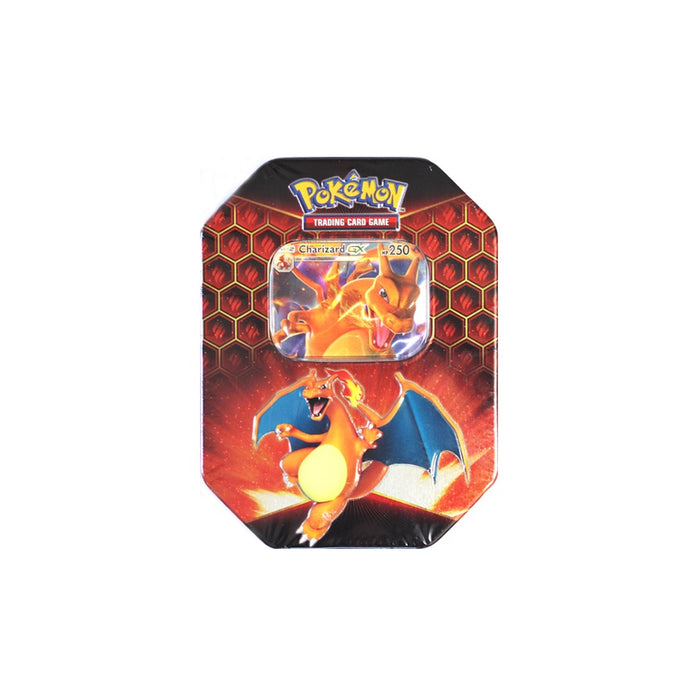 Pokemon Hidden Fates - Charizard GX Tin
