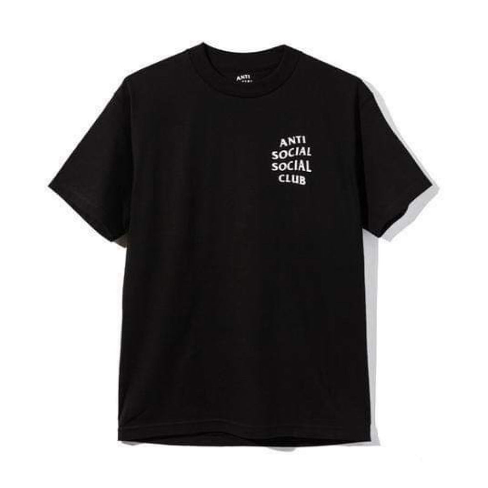 Anti Social Social Club Cherry Blossom Tee Black