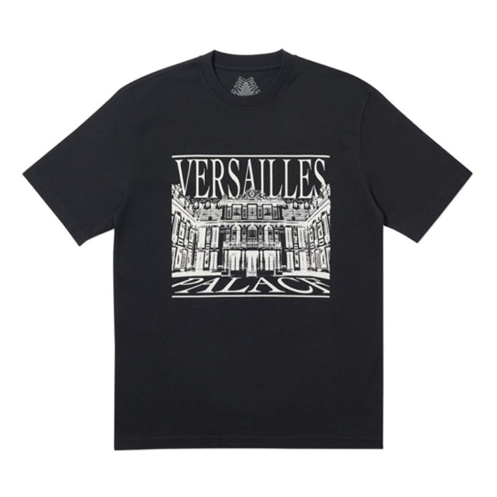 Palace Versailles T-Shirt Black