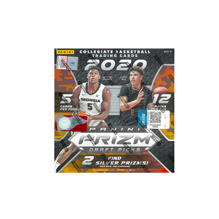 2020-21 Panini Prizm Draft Picks Basketball Mega Box