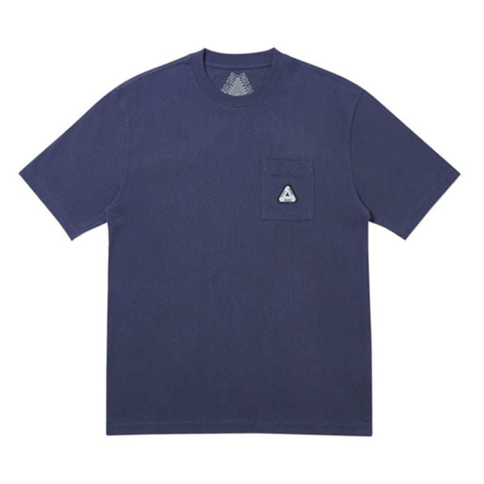 Palace Sofar Pocket T-Shirt (FW19) Navy
