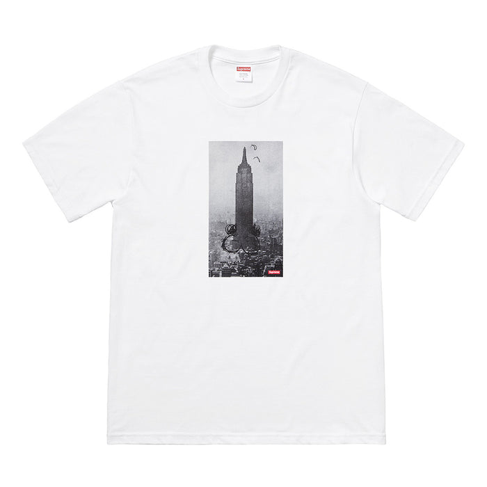 Supreme Mike Kelley The Empire State Building Tee White