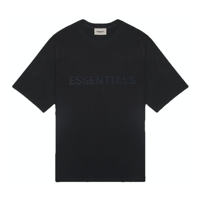 FOG ESSENTIALS Applique Tee Black (SS20)
